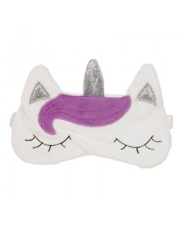 Masque de nuit Licorne