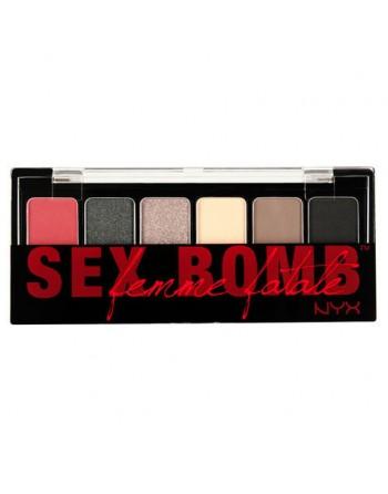 Palette de maquillage The...