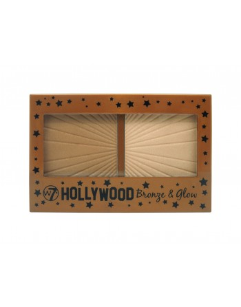 W7 Palette Hollywood Bronze...