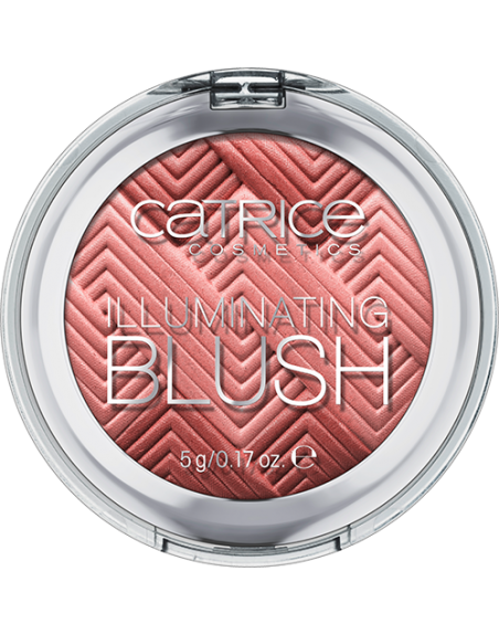 CATRICE Illuminating Blush I am nuts about you