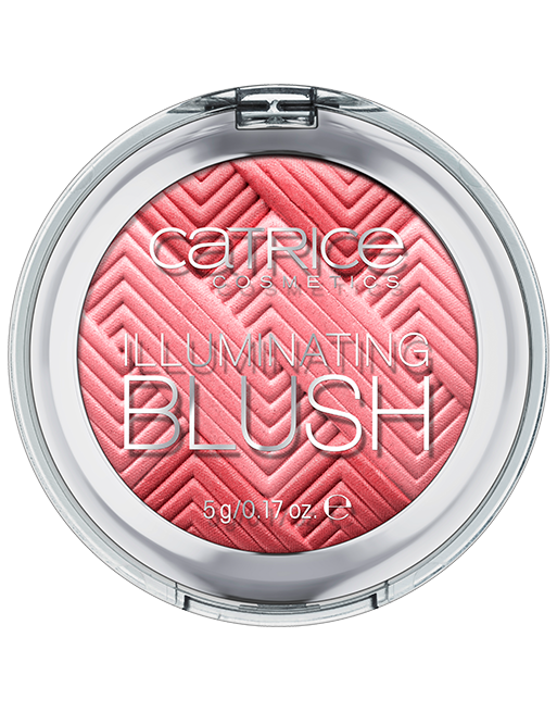 Beauty UK - Blush - 8 Dolly Pink