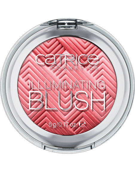 CATRICE Illuminating Blush Coral Me Maybe