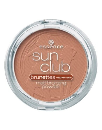 ESSENCE Bronzer Sun Club...