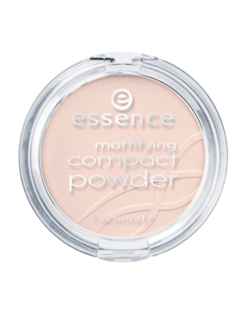 ESSENCE Poudre compacte matifiante Light Beige