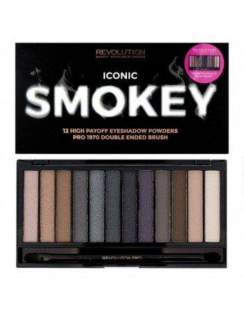 Palette Iconic Smokey...