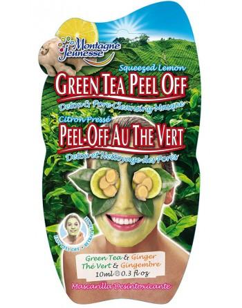 Peel Off au Thé vert...