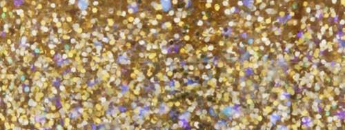 41 - Gold glitter